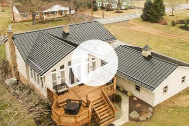 Standing seam roofing by Mr Roofing